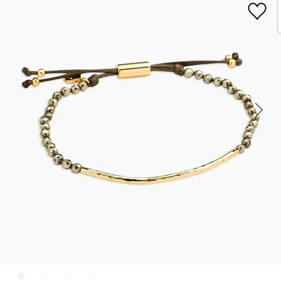 NWT Gorjana Pyrite Bracelet